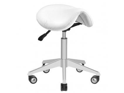 Kosmetická Židle AM-320 Bílá