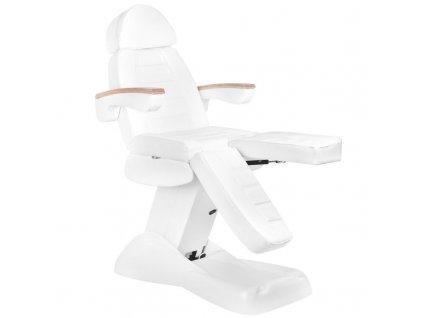 Elektrické kosmetické křeslo LUX PEDI 3 Motory - bílé