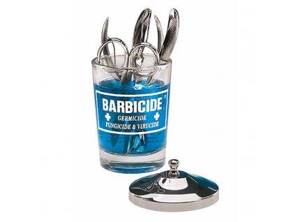 BARBICIDE Skleněná nádoba na dezinfekci 120 ml