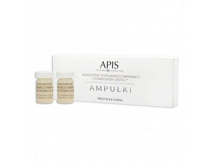 APIS AMPULKY Výplňový a protahovací koncentrát s komplexem Linefill TM 5x5ml
