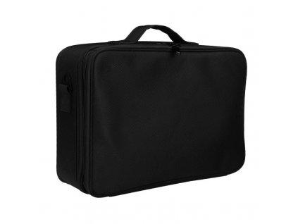 Kosmetický kufr černý Šampion