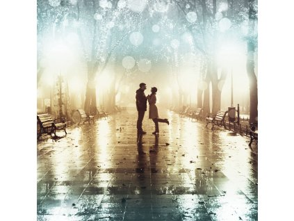village candle vonna svicka ve skle dest rain 26oz