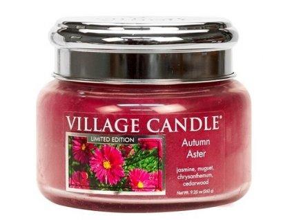 48116 13623 village candle vonna svicka ve skle autumn aster 11oz