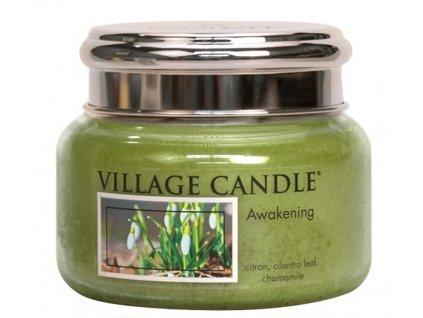47024 12542 village candle vonna svicka ve skle jarni probuzeni awakening 11oz