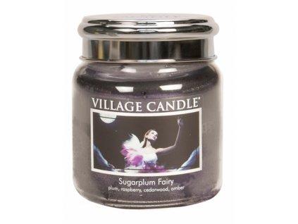 45624 12026 village candle vonna svicka ve skle pulnocni vila sugarplum fairy 16oz