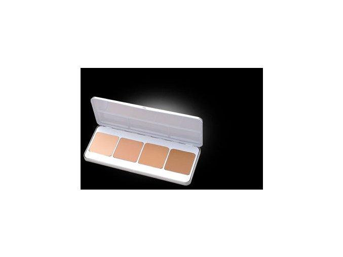 MAKE-UP PALETA 2 in 1 (FORMULA TWO)make-up / pudr