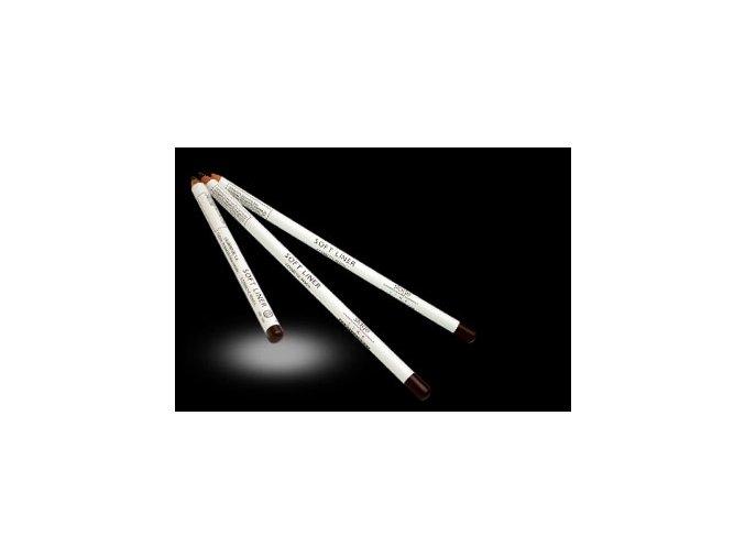 SOFT LINER konturovací tužka na oči (Odstín 19 - navy modrá)