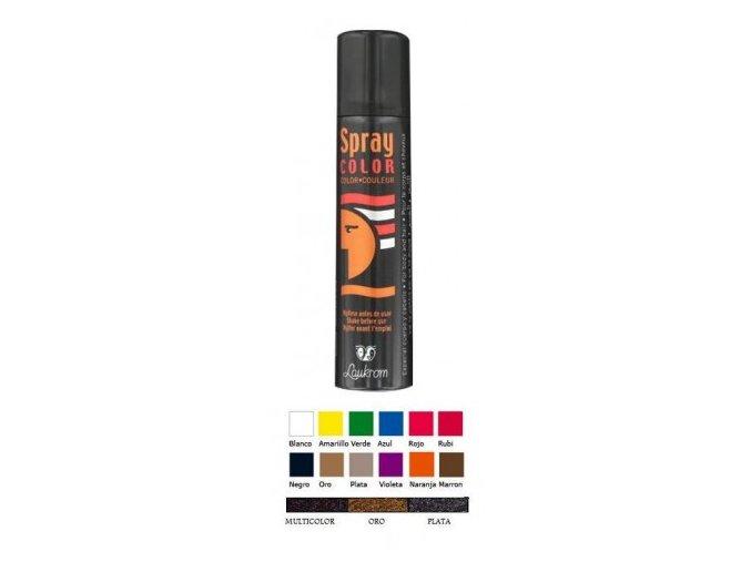 spray color fantasia stage