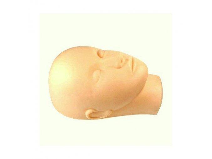 blink lash mannequin head
