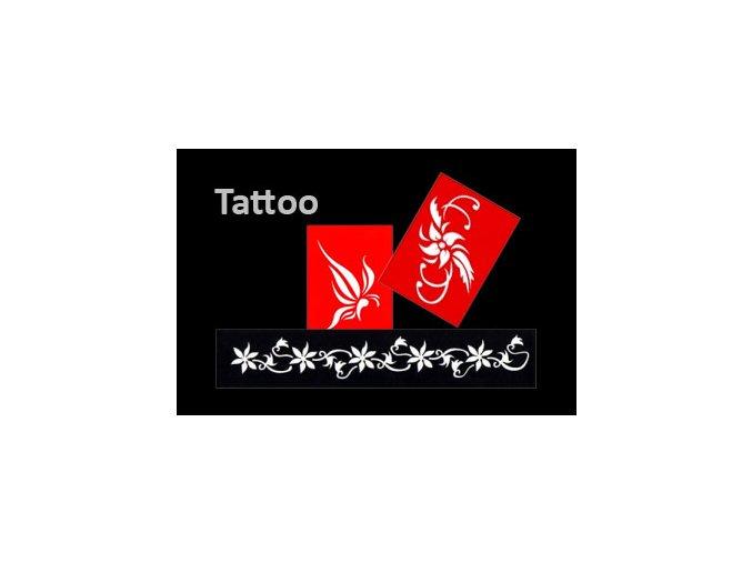 Šablony tetování (Odstín SR015)