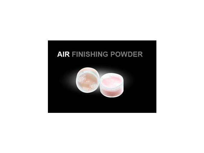 AIR FINISHING POWDER specielní ultra jemný pudr (Odstín Neutral)