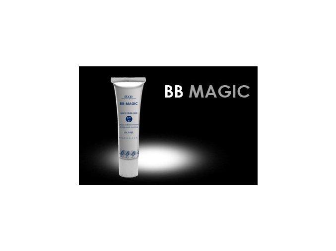 BB MAGIC exkluzivní tónovací krém (Odstín 02 - pro opálenou pleť)