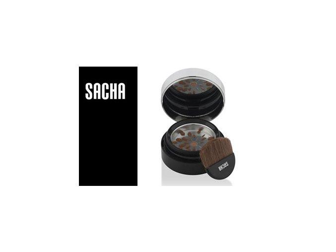 - 30% SACHA Minerální pudr (Odstín 04 - MATTE HONEY)