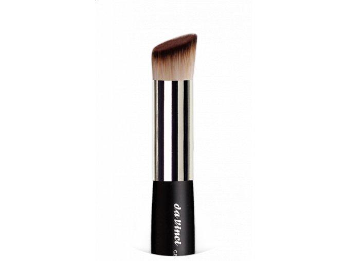daVinci CLASSIC štětec na make- up/krémové tvářenky syntetický vlas