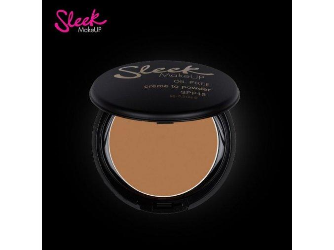 Sleek MakeUp Cream To Powder Krémový make-up (Odstín SAND)