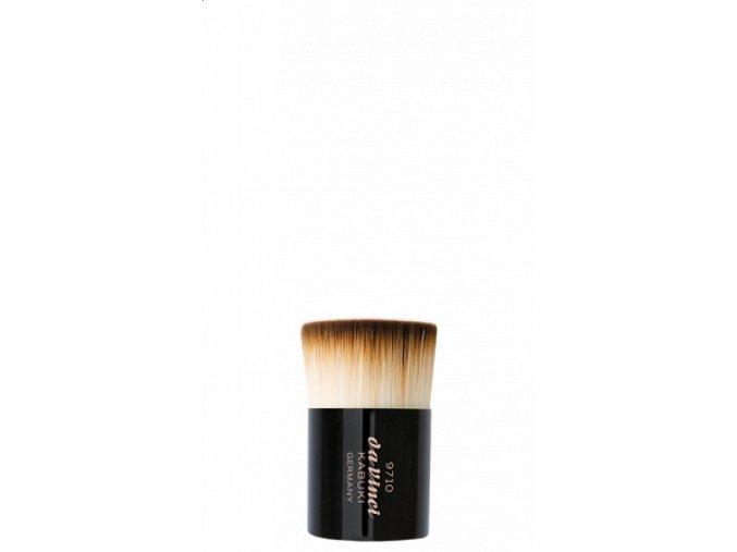 daVinci KABUKI štětec na pudr/ make-up syntetický vlas