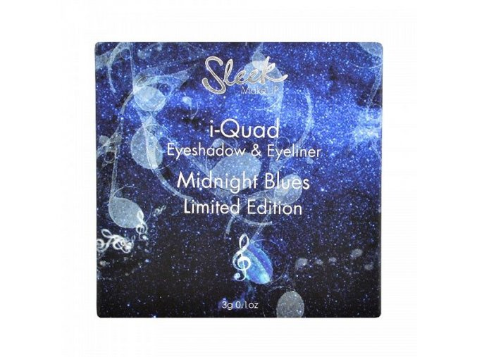 midnight blues packaging