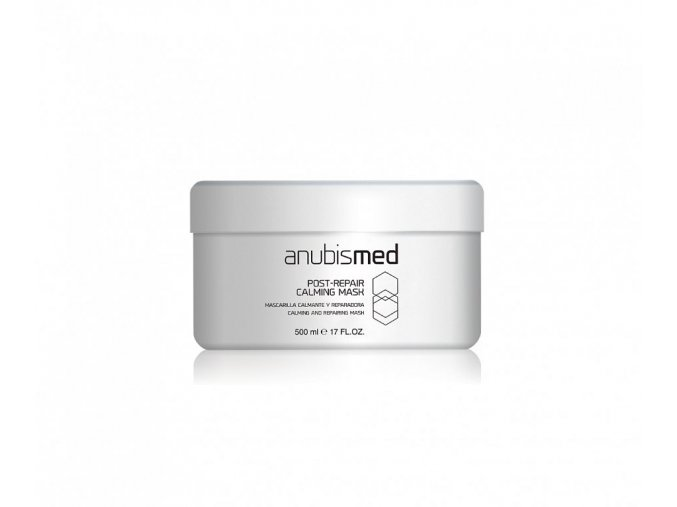 anubismed post repair calming mask 500ml