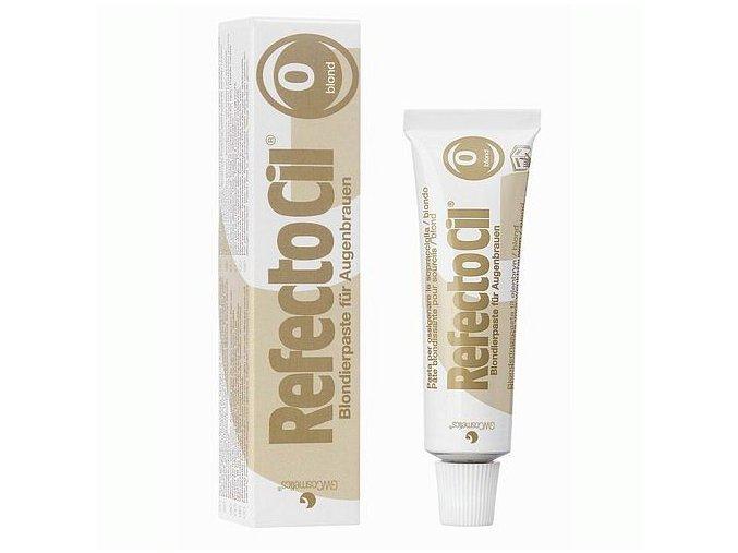 RefectoCil zesvětlovací pasta blond