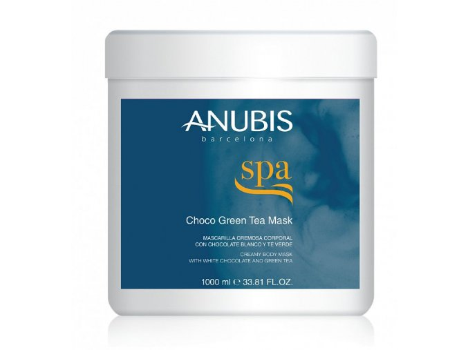 choco green tea mask preview