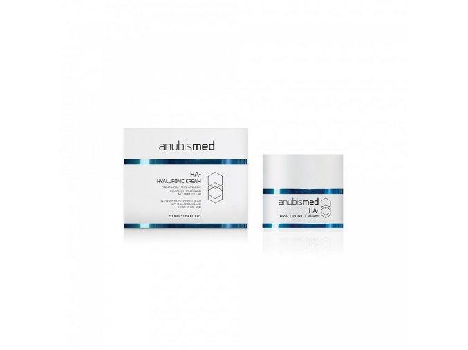 HA+ KRÉM HYALURONIC pro intenzivní hydrataci (Odstín HA+ Hyaluronic Cream 200 ml)