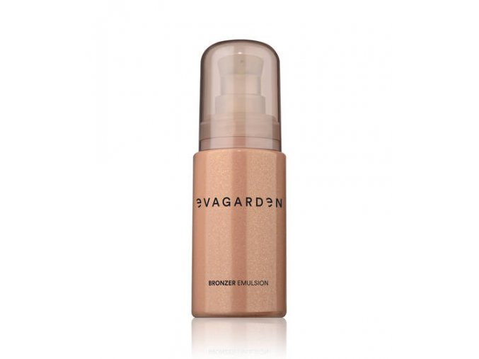 Evagarden Make Up Illuminante Viso Bronzer Emulsion