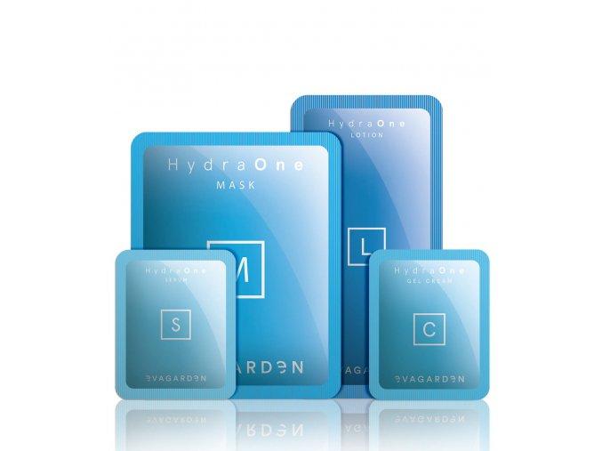 Evagarden Make Up Skin Care HydraOne Routine Pack