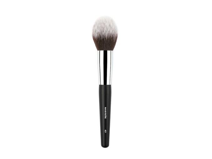 401 Nastelle synthetic taklon makeup brush powder 1 large