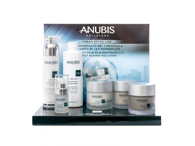 anubis cosmetics urban Detox startpakket
