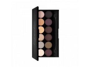 Sleek MakeUp AU NATUREL Paleta 12 očních stínů