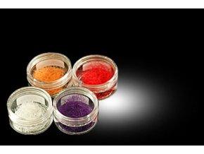 SLEVA 50% Barevné řasy v kalíšku zakřivení B 0.2 x 13 mm (Délka oranžová)