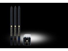 BLINK Liner tužka na oční linky s ořezávátkem (Odstín hnědá)