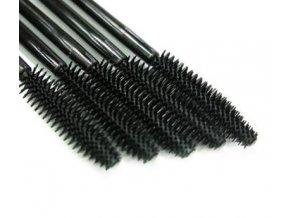EXTRA jemné silikonové spirálky na pročesávání řas