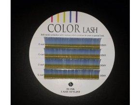 Color MINK (4 řady)-S-BLUE