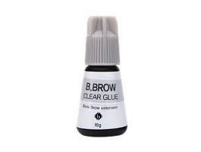 b brow clear glue