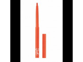 twist up lip pencil spiced orange