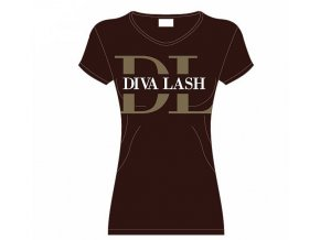 Tričko DIVA LASH (Odstín M - Medium)