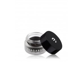 Evagarden Make Up Gel Eye Liner Black