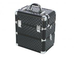 Kosmetický kufr ČERNÝ