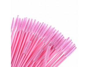 HMQ Disposable Silicone Gel Eyelash Brush Comb