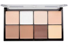makeup revolution ultra pro hd fair paleta na kontury obliceje kremova 13