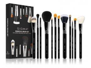 sigma beauty essential brush set sada stetcu pro zeny