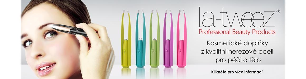 Kosmetické produkty La-Tweez