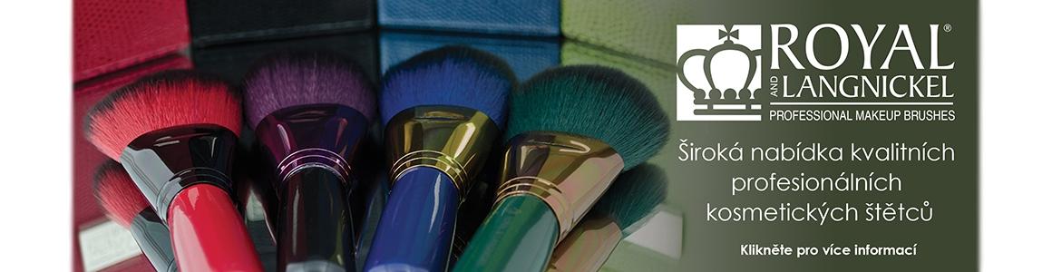 Kosmetické štětce Royal and Langnickel