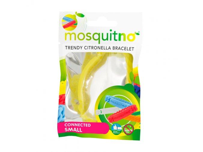 MOSQUITNO Náramek scitronelovou vůní odpuzující komáry