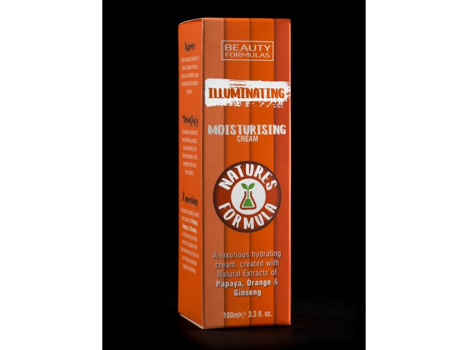 88621 Illuminating Moisturising Cream