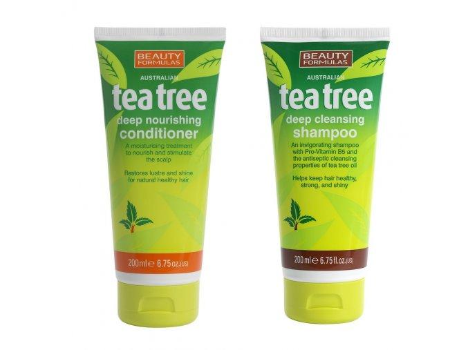 tea tree hair set