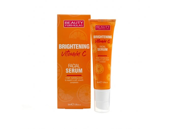 88673 Beauty Formulas Brightening Vitamin C Facial Serum