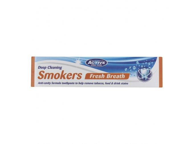 BEAUTY FORMULAS Zubní pasta pro kuřáky