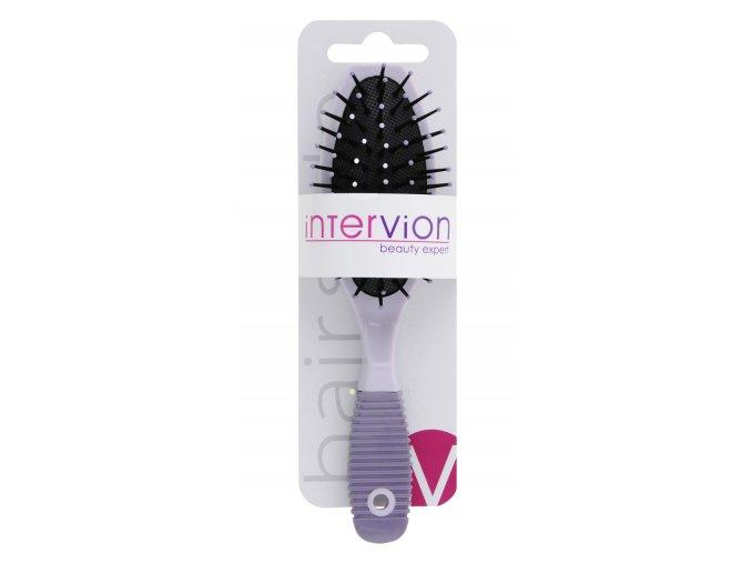 INTER-VION Pneumatický kartáč na vlasy